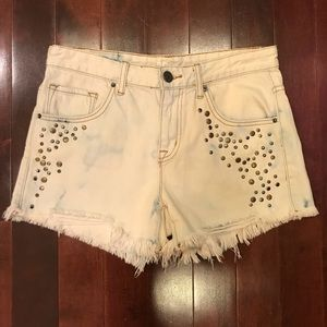 Urban Outfitters BDG Freja Vintage Fit Jean Shorts